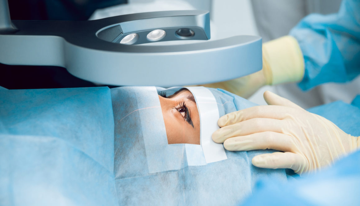 Eye Surgery Procedure